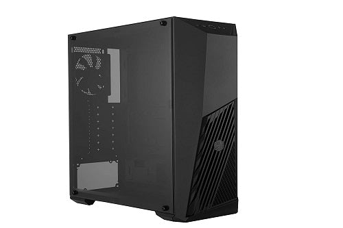 MasterBox K501L RGB ATX Case with Tempered Glass
