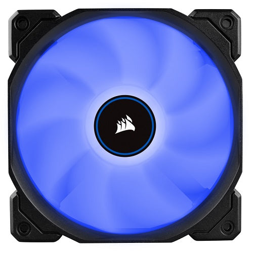 AF Series, AF120 LED (2018), 120mm, Single Pack | Blue | White | Red LED