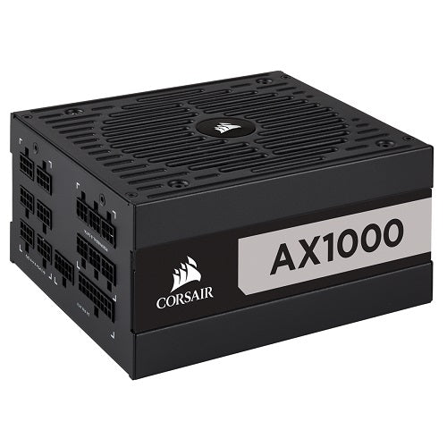 AX Series Watt 80 PLUS Titanium Certified Fully Modular ATX PSU | 850W | 1000W