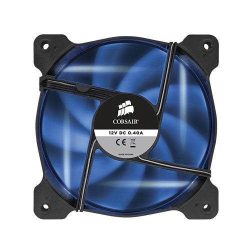 Air Series AF120 LED Quiet Edition High Airflow Fan Single Pack - Blue