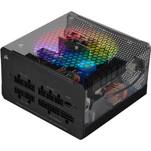 CX Series 80 Plus Bronze Certified Fully Modular RGB PSU Power Supply