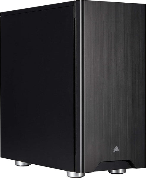 Carbide Series 275Q Mid-Tower Quiet Gaming Case - Black (Solid Panel)