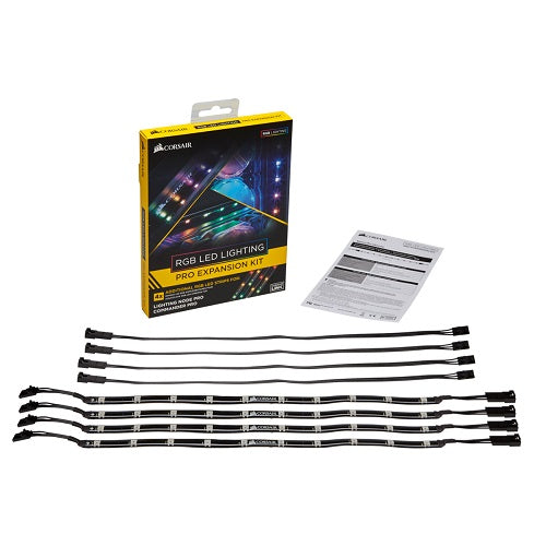 RGB LED Lighting PRO Expansion Kit