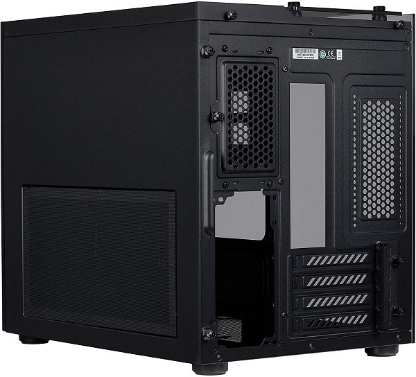 Crystal Series 280X RGB Tempered Glass Micro ATX Case — Black