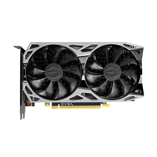 EVGA GeForce RTX 2060 KO GAMING 6GB GDDR6, Dual Fans, Metal Backplate