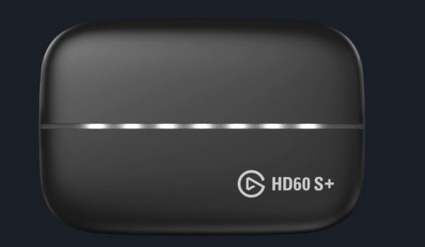 HD60 S+ Stream and Record - High Definition Game Recorder | 4K60 HDR10 | H.264 Hardware Encoding