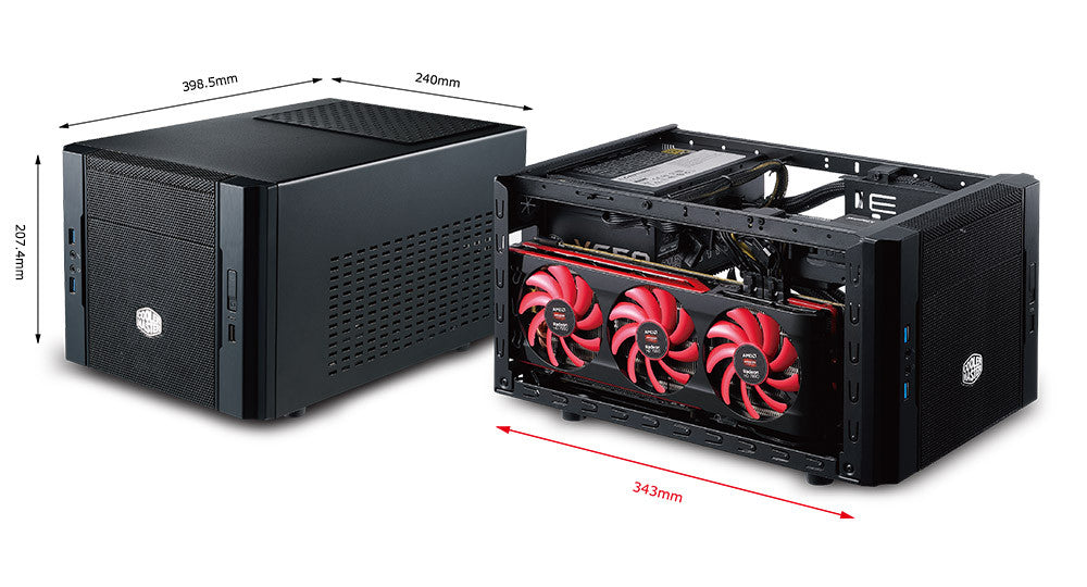 Coolermaster Elite 130 M-Itx Usb 3.0