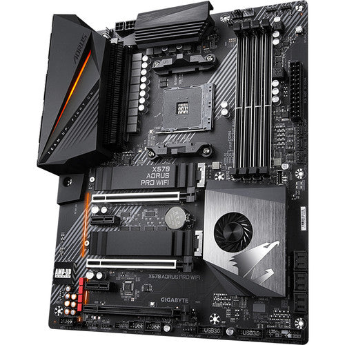 X570 AORUS PRO WIFI AMD Socket AM4 ATX Motherboard