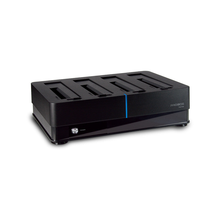 "HOTWAY HFD1-SU3 2.5/3.5"" USB 3.0 SATA QUAD DOCKING"