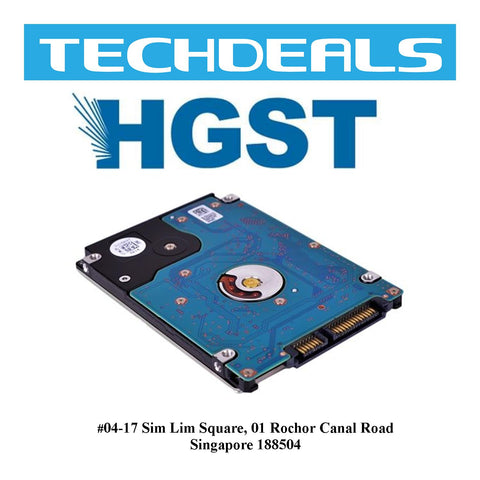 "HGST 2.5"" SATA 6GB/s Laptop Hard Drive"