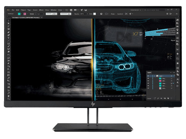 Z23n G2 23-inch Full HD IPS Monitor with Height Adjustment
