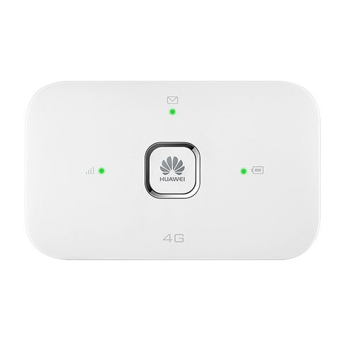 4G Cat 4 Mobile WiFi Router 2.4GHz E5576 - White