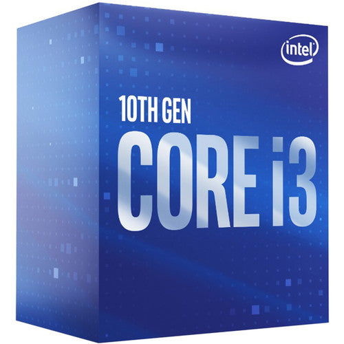 Core i3-10100 10th Gen Quad Core Processor | 6M Cache | Socket 1200 | upto 4.3GHz