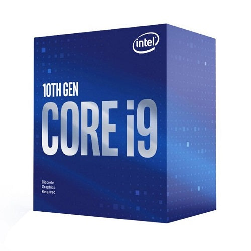 Core i9-10900F 10 Core, 20M Cache, up to 5.20 GHz Socket 1200 Processor [Graphics Card Required]