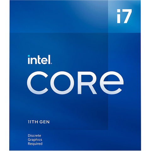 Core™ i7-11700F 16M Cache, up to 4.90 GHz Socket 1200 11th Gen Processor (No Onboard Graphics Support)