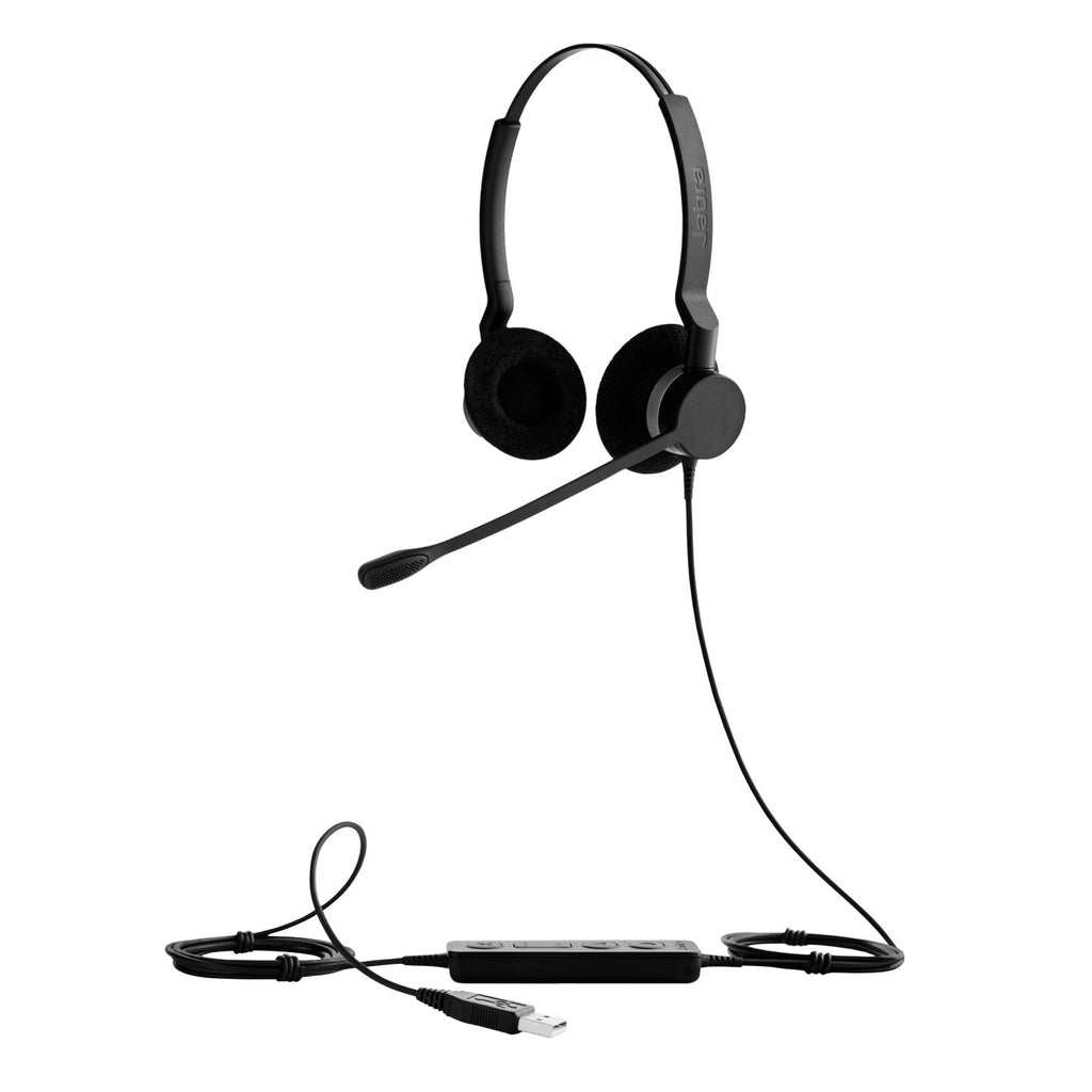 Jabra BIZ 2300 Duo, USB, MS