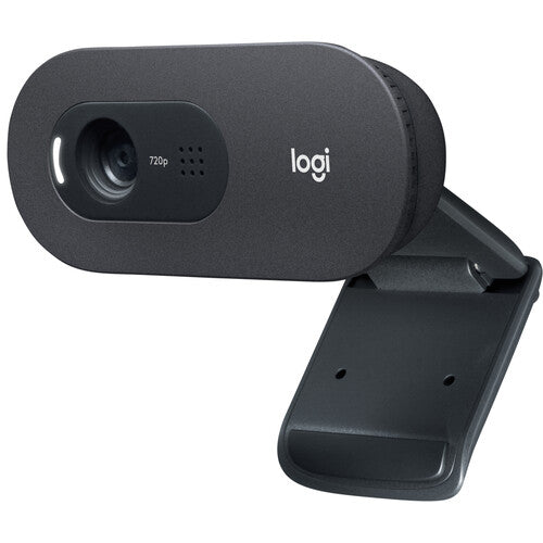 C505 HD Webcam with 720p and Long-Range Mic