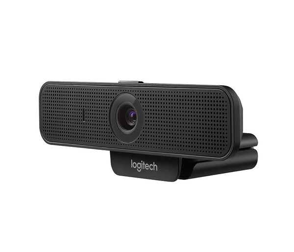 C925e Full HD Business Webcam with Integrated Privacy Shutter
