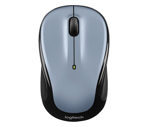 M325 Wireless Mouse with Unifying Receiver | Dark Grey | Grey
