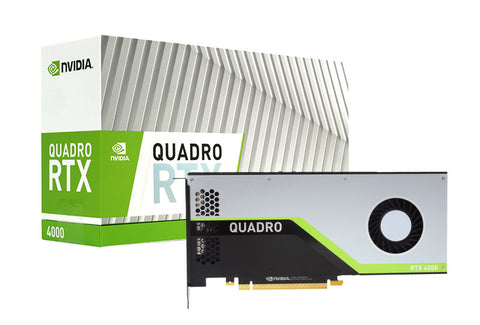 Nvidia Quadro RTX4000 8GB GDDR6 Graphics Card with Type-C x 1 & DP 1.4 x 3