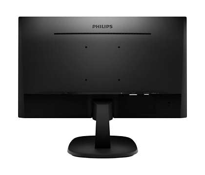223V7QJAB 21.5 inch Full HD IPS Monitor w/Speakers