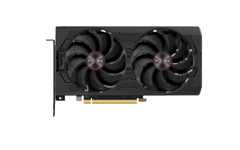 PULSE RX 5500 XT GDDR6 HDMI / TRIPLE DP OC GRAPHICS CARD