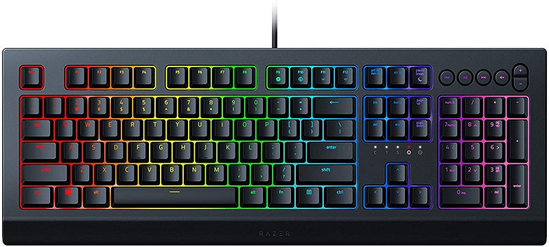 Cynosa V2 - US Layout - Membrane gaming keyboard with Razer Chroma RGB