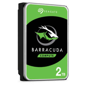 Barracuda 2TB 3.5-inch Internal Hard Disk Drive | 256MB | SATA 6GB/s | 7200 RPM