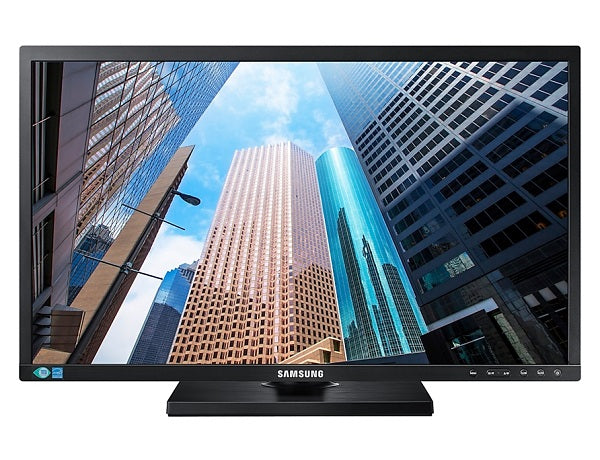 "24"" TN Panel Full HD Business Monitor with Height Adjustment"