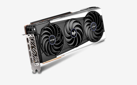 NITRO+ RX 6900 XT Gaming OC 16GB GDDR6 AMD RDNA 2 Graphics Card
