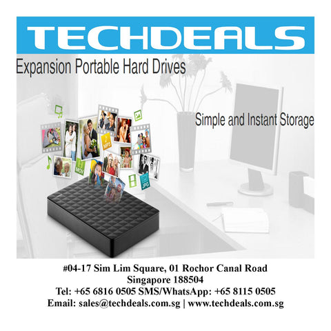 Expansion 1.5 TB USB3.0 External Hard Drive