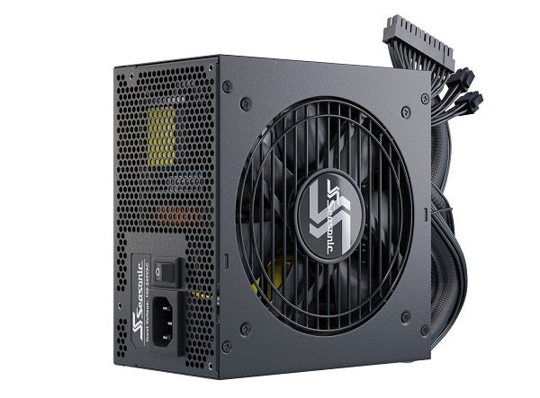 Seasonic Focus GM-750 750W 80 Plus Gold Semi Modular S2FC Fan Control ATX Power Supply