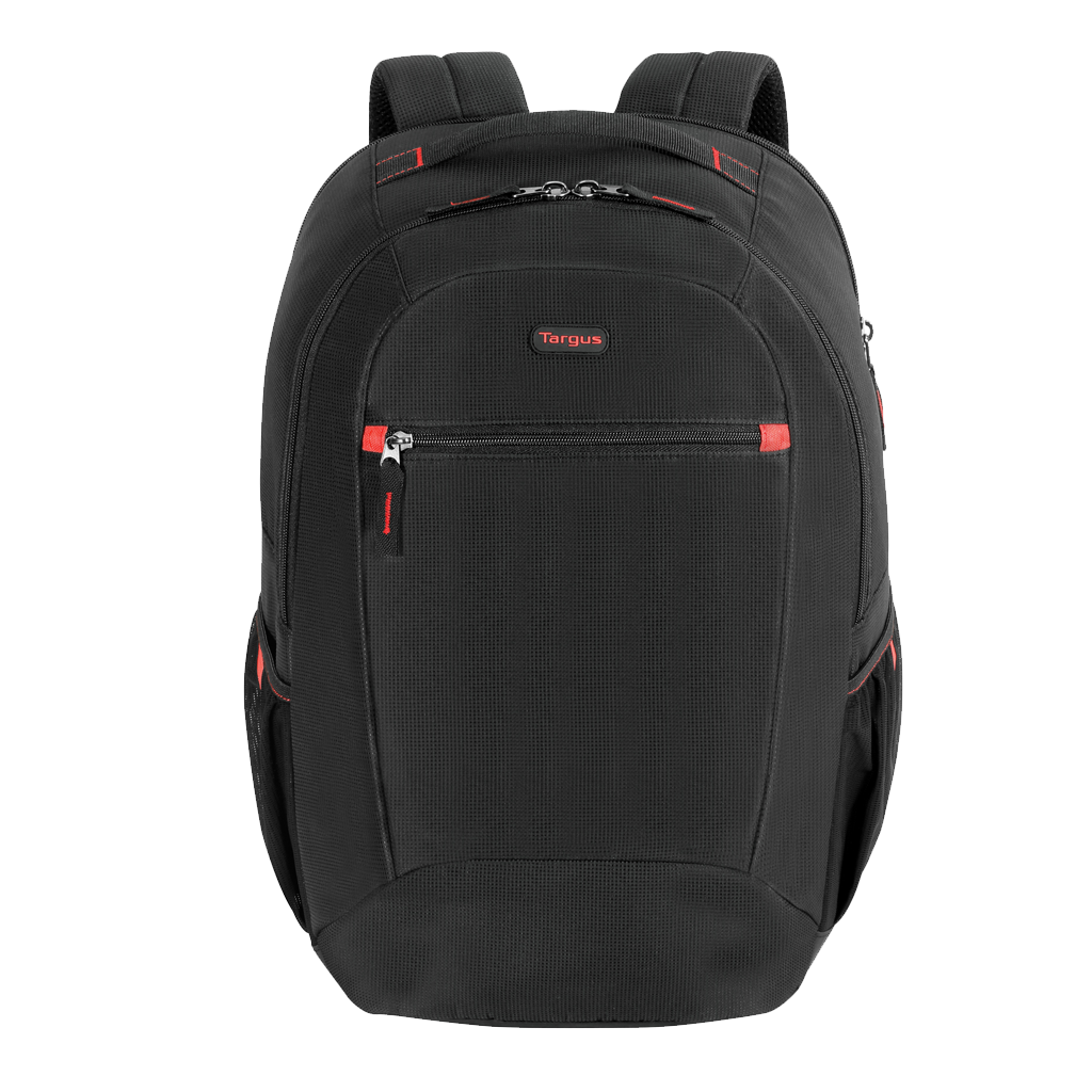 "Targus TSB78503-70 15.6"" MCD2 Backpack (Black/Red)"