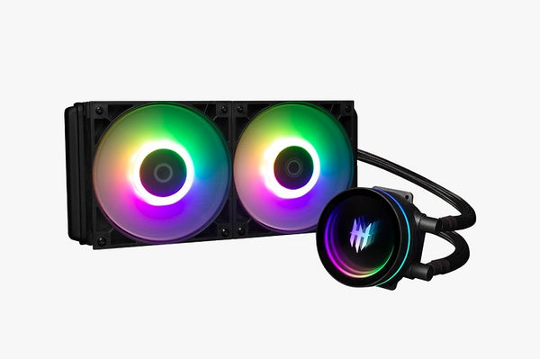 Mirage ARGB 240mm AIO Liquid Cooler | For Intel and AMD