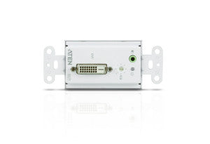 Aten VE606 DVI Over Cat 5 Extender Wallplate,1080p @ 60Hz (40m), 1080i @60Hz (60m)