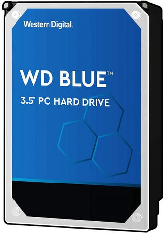 Blue Internal 3.5-inch SATA 6GB/s 7200RPM Hard Disk Drive