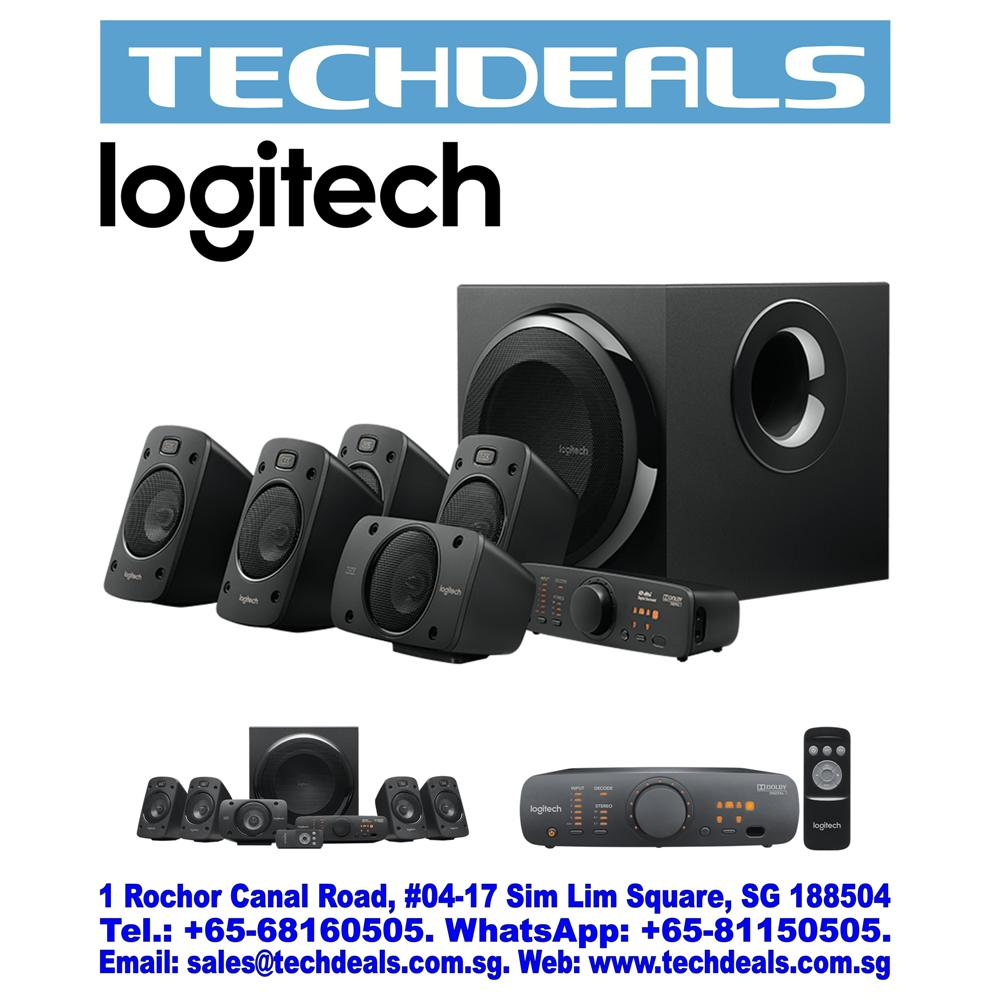 Logitech Surround Sound Speakers Z906 - EU