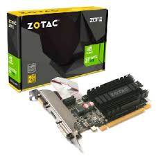 Zotac Geforce GT 710 Zone LP 2GD3 Graphics Card