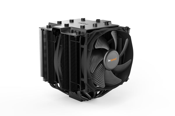 Dark Rock 4 PRO (BK022) CPU Air Cooler 250W TDP w/7*6mm Heatpipes, Silent Wings 14cm*1 & 12cm*1 Fan