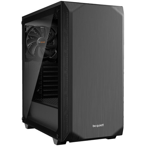 Pure Base 500 ATX Case with TG Side Panel, 2x14cm Pure Wings Fans | Black | White | Grey