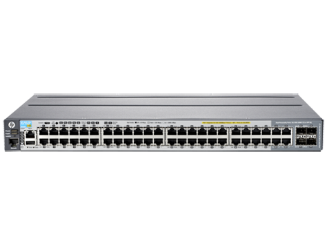 Aruba 2920-48G-POE+ 740W Switch