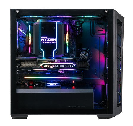 MASTERBOX MB511 ARGB ATX CASE WITH Tempered Glass