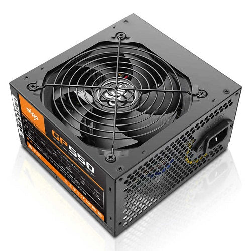 AIGO GP 80 Plus Bronze Black Cables Power Supply
