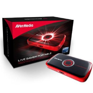 Aver Live Gamer Portable is a USB box that captures and streams your gameplay up to 1080p.