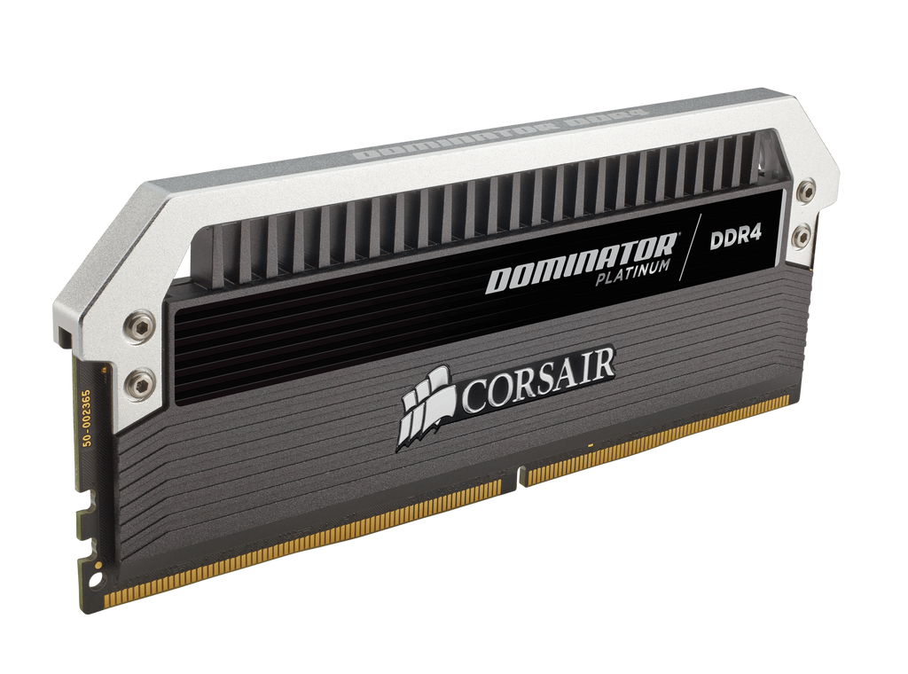 Corsair DDR4, 3000MHz 16GB 2 x 8GB DIMM, Unbuffered, 15-17-17-35 , DOMINATOR?? Platinum, 1.35V, XMP 2.0