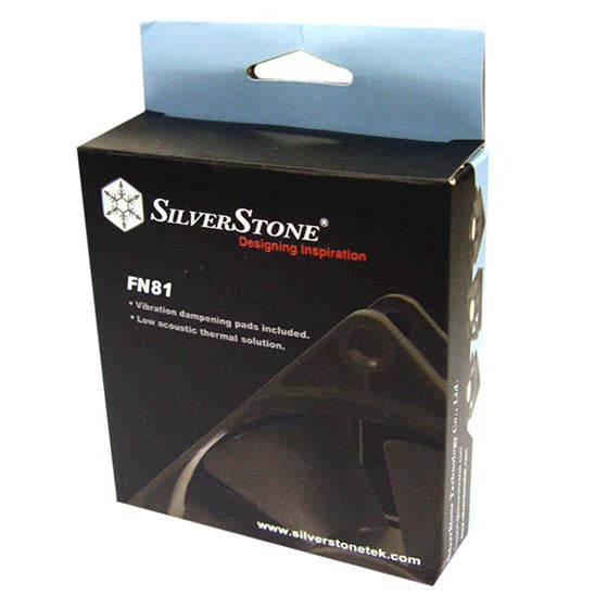 SILVERSTONE 8MM CASING FAN
