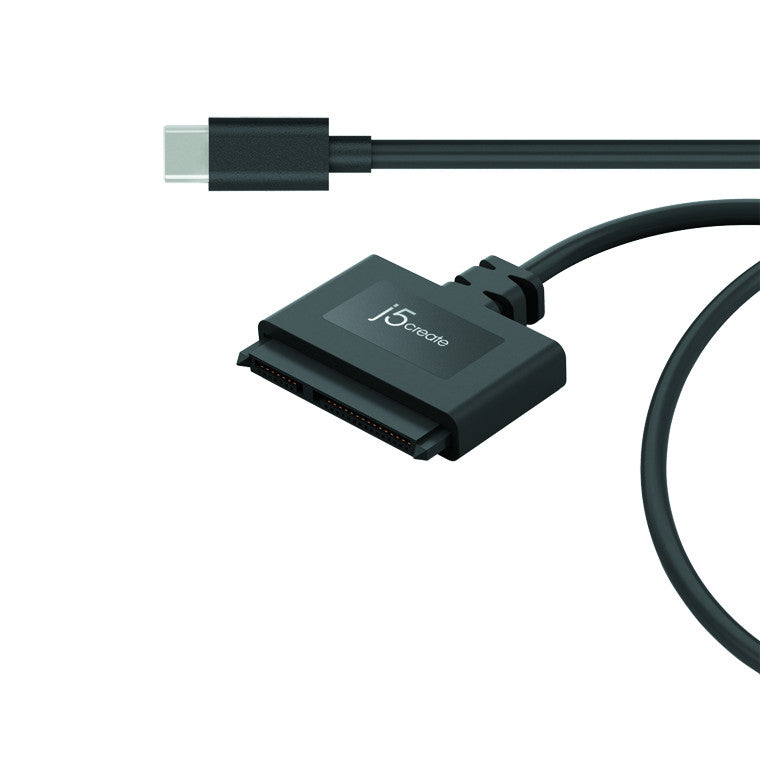 J5CREATE USB 3.1 TYPE-C TO SATA III ADAPTER