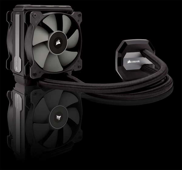 Hydro Series H80i V2 GT Performance Liquid CPU Cooler