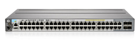 Aruba 2920 48G POE+ Switch