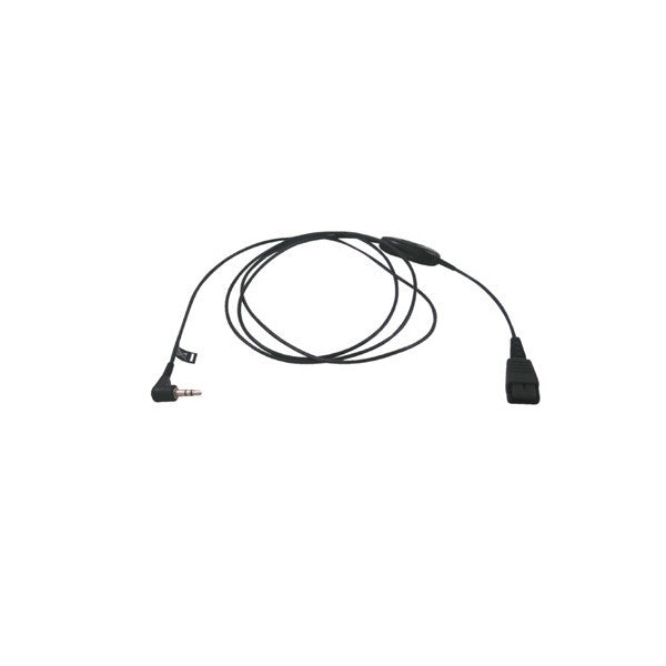 Jabra Cord for Alcatel, 500mm + 3.5m